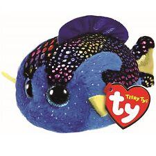 TY Beanie Babies 41250 Teeny TYS madie il pesce azzurro