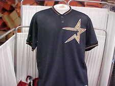 MLB Houston Astros #43 Game Worn/Used Batting Practice Jersey Majestic Size 46