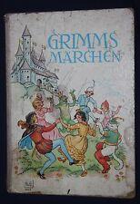 Grimms Märchen. Pappbilderbuch. Schwager & Steinlein Nr. 6545. Ohne Jahresangabe