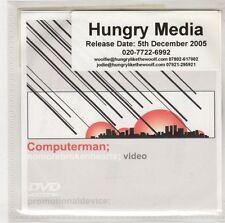 (GU574) Computerman, No More Broken Hearts - 2005 DJ DVD