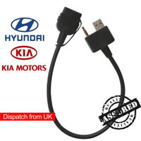 Kia Ceed iPod AUX-In Input Interface Cable Dock to USB MP3 Audio For iPhone iPad