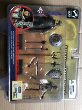 Army of Darkness - Knight and Deadite Skeleton- NISB Palisade Toys