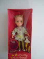 "SUPER RARE ! BRITISH VERSION VINTAGE HASBRO 1966 ""SUGAR' N SPICE ""DOLLY DARLINGS"