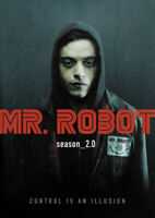 Mr. Robot - Season 2 (Canadian Release) New DVD