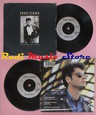 LP 45 7'' DONNY OSMOND Soldier of love Time can't erase 1988 VIRGIN no cd mc dvd