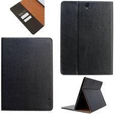 COVER in pelle Samsung Galaxy Tab s2; t810 t813 t815 t819 Case Custodia Protettiva Borsa