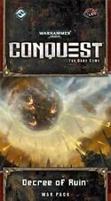 Warhammer 40 000 Conquest LCG Decree Of Ruin War Pack - English