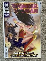 WONDER WOMAN #759 1ST LIAR LIAR NM DC COMICS 2020
