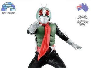 Kamen Rider - Hero's Brave Statue Figure Masked Rider 1 (Ver.A)