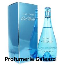 DAVIDOFF COOL WATER WOMAN EDT NATURAL SPRAY VAPO - 100 ml