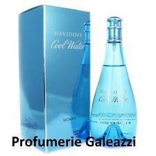 DAVIDOFF COOL WATER WOMAN EDT NATURAL SPRAY VAPO - 100 ml