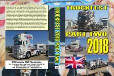 3810. Truckfest. UK. Trucks. May 2018. The second of four volumes covering the a