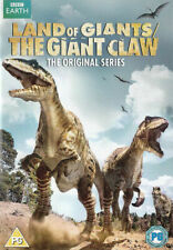 The Giant Claw - Land of Giants - The Original series - Dinosaurs  (DVD 2004) -