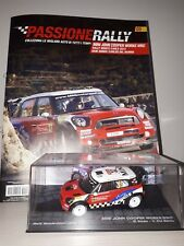 MINI JOHN COOPER WORKS WRC RALLY MONTE-CARLO 2012 CON FASCICOLO SCALA 1:43
