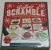 Brand New Festive Scramble Game - Professor Puzzle Ltd Factory Sealed