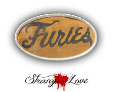 Baseball Furies Heat Seal Patch - Iron on Patch for jackets, shirts & hats