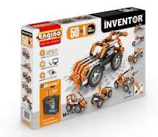 Costruzioni 3D Inventor 50 in 1 Plastica con Motore Dal Negro Engino Anni +6