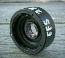 EF-S 2x Teleconveter lens for Canon APS-C DSLR Cameras EF / EFS