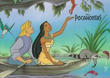 CPM - Disney carte postale - POCAHONTAS  - Postcard