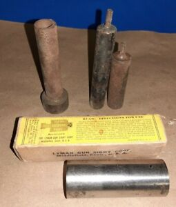 Lyman Ideal shell resizing tool 12 Gauge Resizer + Primer Punch ? Other Misc