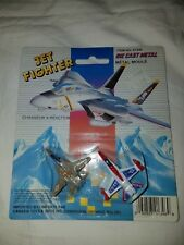 Canasia Toys & Gifts Inc - Jet Fighter - 2 Die cast Mini Planes