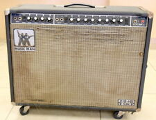 Music Man 212-HD One Thirty Combo Amp w/ Original Manual, Footswitch, Speakers