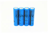 4x UltraFire 18650 3.7V 4200mAh Rechargeable Li-ion Battery For Flashlight Torch