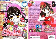 ANIME DVD~Yumeiro Patissiere Season 1+2(1-63End)Eng sub FREE SHIPPING+FREE GIFT