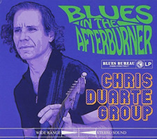 DUARTE,CHRIS-Blues In The Afterburner  CD NEW