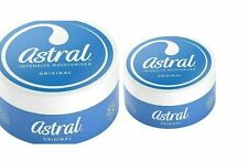 2× ASTRAL ORIGINAL FACE & BODY MOISTURISER 200ML. Astral Cream