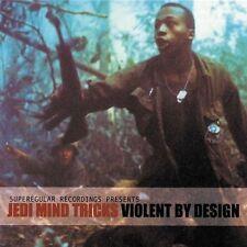 JEDI MIND TRICKS Violent By Design CD Very RARE Very Good