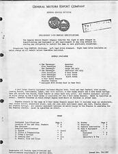 1928 Pontiac AMA Specs Brochure a1033-VBALLG