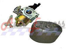 Honda GX340 11.0HP Carburetor & Air Filter Fits Honda 11 HP Gasoline Engines