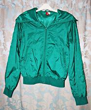H&M Green Star Print Jacket 36 (UK 8)