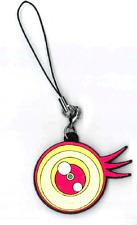 NEW Billionaire Boys Club Takashi Murakami Jellyfish Eyes Strap Keychain  - PINK