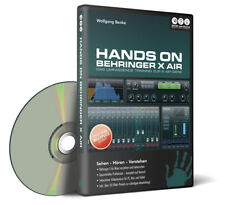 DVD LERNKURS Hands on Behringer X Air DVD