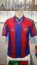 CAMISETA SHIRT VINTAGE 90'S KAPPA FC BARCELONA DORSAL 7 FIGO TALLA M