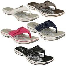 Sandalias y chanclas de mujer Clarks color principal negro