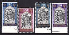 Kenya, Uganda & Tanzania - 1969 Visit pope Paul VI - Mi. 189-92 MNH