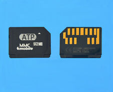 New ATP 512MB MMC Mobile Flash Memory card with jewel case for media devices