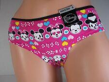 Disney Mickey & Minnie Hipster Panty Size S