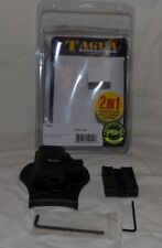 Tagua ZPBH-330 2 in 1 Paddle/Belt Carry Holster for Glock 26 27 33