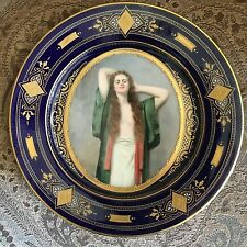 Lovely Royal Vienna Cabinet Plate Superbly Painted Signed H. Stadler