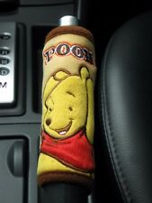 Winnie the Pooh Car Accessory #C : Hand Brake, Side Brake, Handle Cover