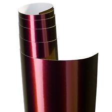 Foglio Adesivo Flip Flop magenta oro metallizzato 100 x 62 cm partCore 3811 #