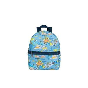 LeSportsac Classic Collection Small Carrier Backpack in City Retreat NWT
