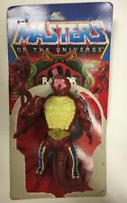 Rattlor MOTU CLASSICS HE-MAN MASTERS OF THE UNIVERSE With Card 100% Complete!