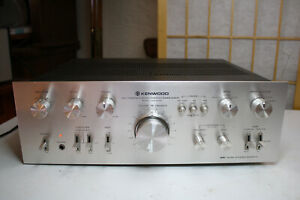 Vintage Kenwood KA-8100 Integrated Stereo Amplifier