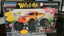 "Lindberg ""Weird-Oh's"" Dodge Monster Truck Model Kit Factory Sealed!"