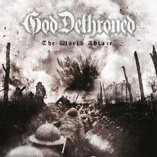 GOD DETHRONED - The World Ablaze CD, NEU
